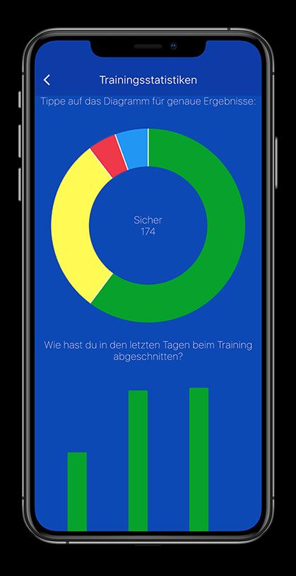 Pflege-Examenstrainer app features