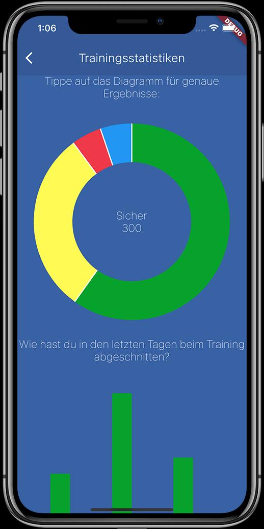 BSP Statistik Screenshot